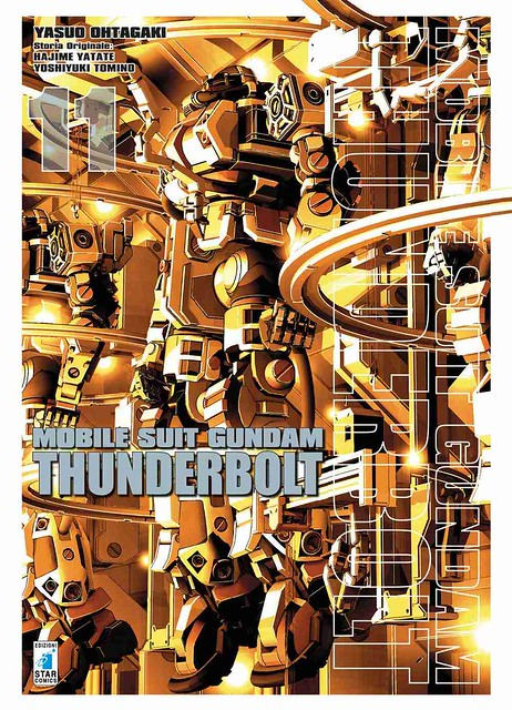 Gundam Thunderbolt Vol 11 ed Italiana