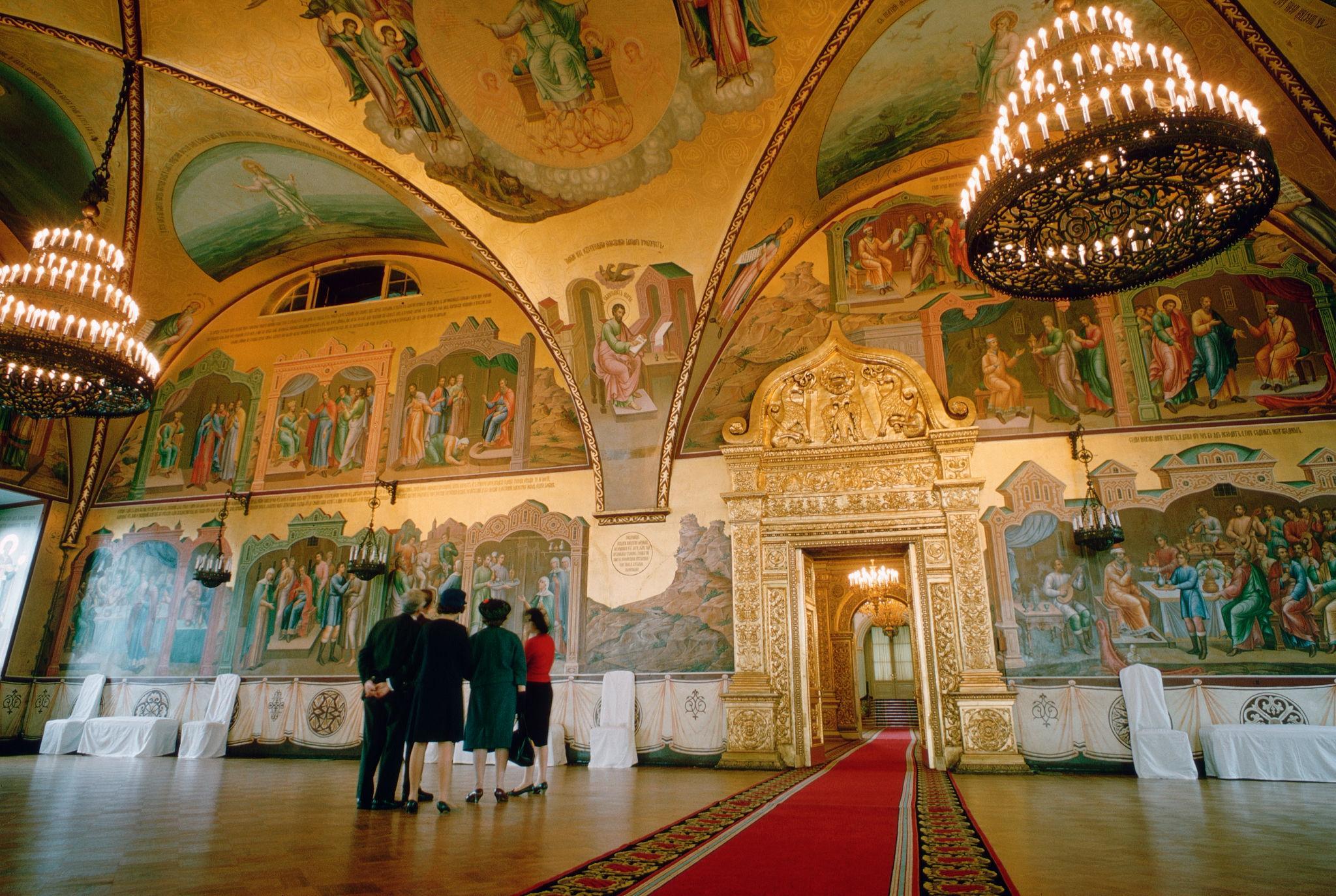 1964. В Кремлевском дворце  (9)