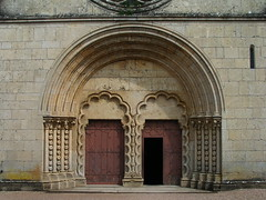 20080519 25918 Jakobus Montreal Kirche Tür - Photo of Marmeaux