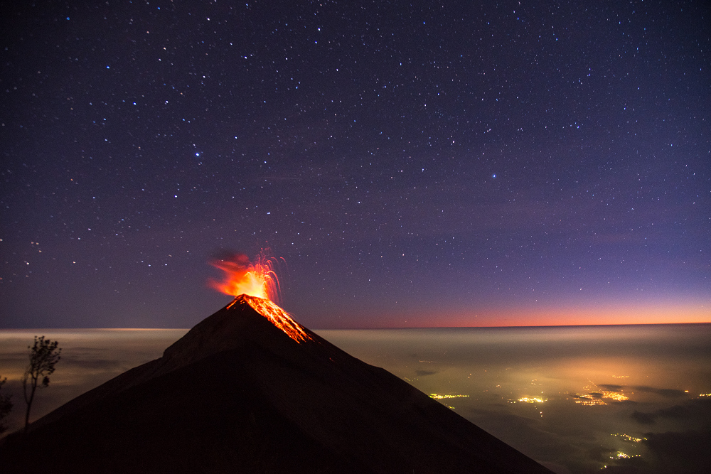 攀登中美洲絕美火山群 Acatenango