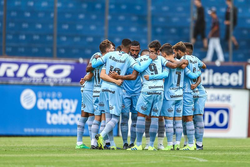 Caxias x Grêmio - Gauchão 2019 - 03/02/19