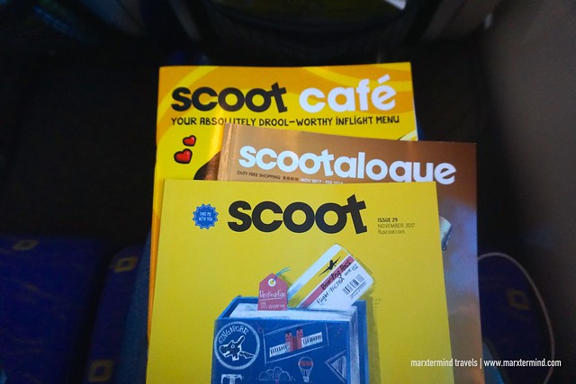 Scootalogue and Scoot cafe