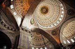 Mesquita Nova. Istambul, Turquia.
