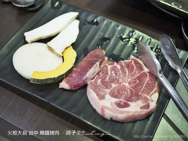 火板大叔 台中 韓國烤肉 14