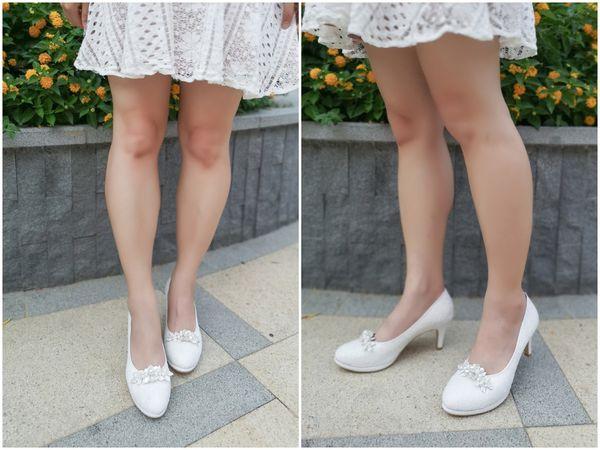 小尺碼婚鞋