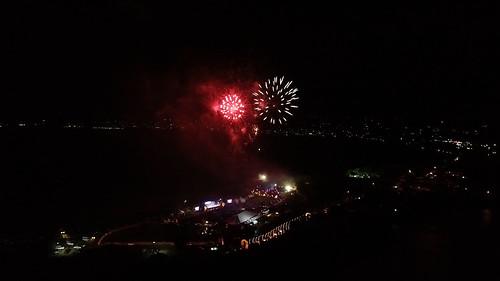 Fireworks still