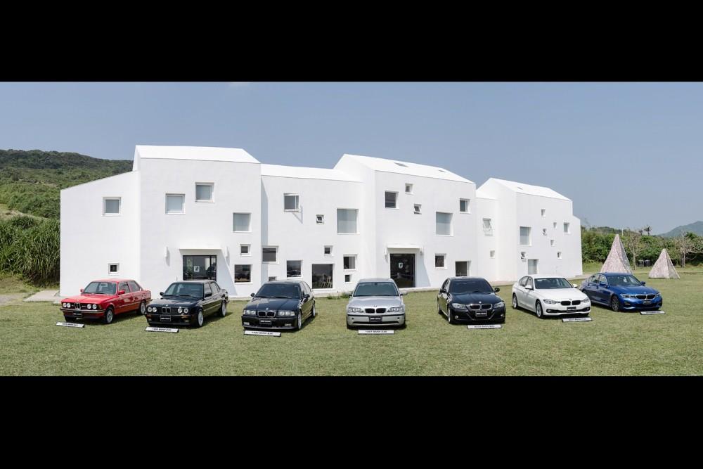 [新聞照片十] 歷代BMW 3系列齊聚一堂,經典再現