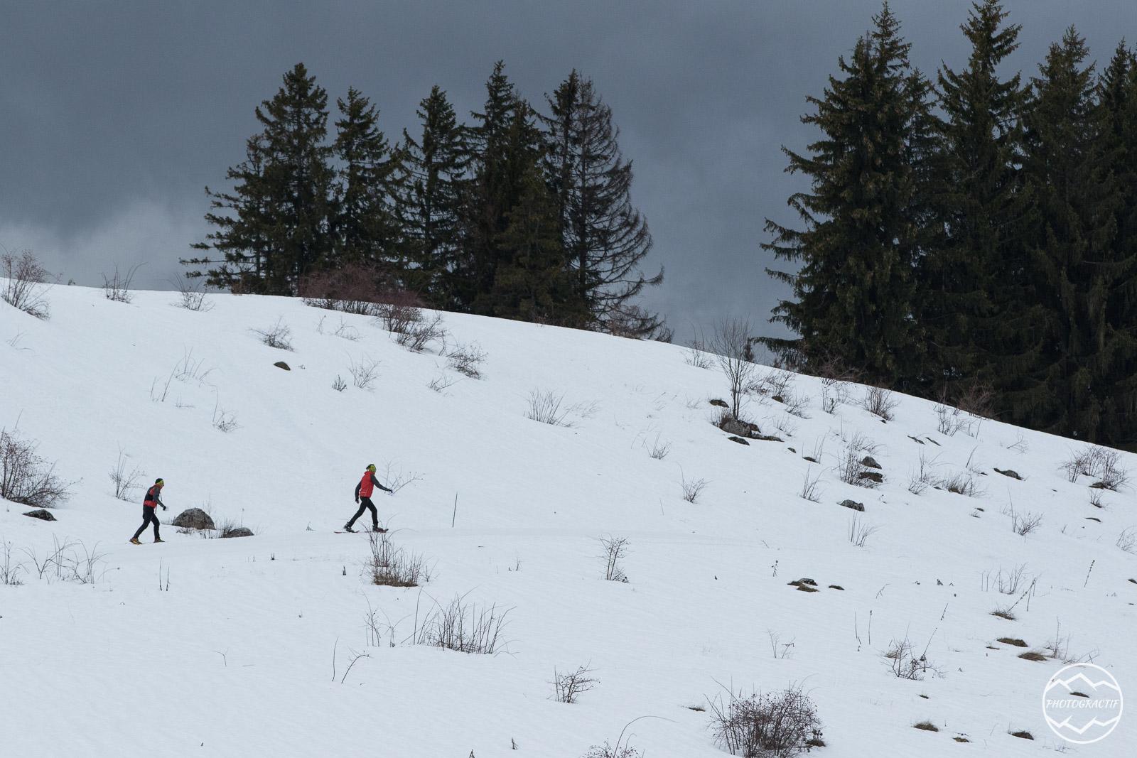DSN Entrainement Ski Raquettes (81)