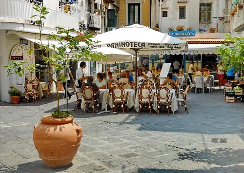 Amalfi Street Restaurant