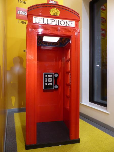 telephone lego