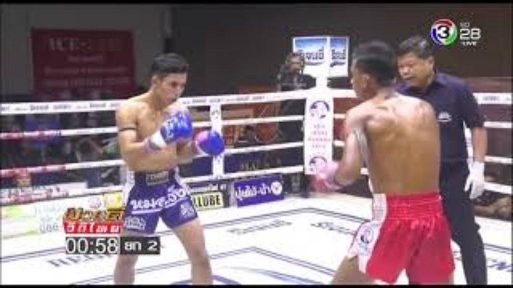 Liked on YouTube: ศึกมวยดีวิถีไทย ล่าสุด 30 ธันวาคม 2561 Muaythai HD 🏆