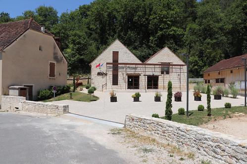 Boissières - Mairie (bourg)