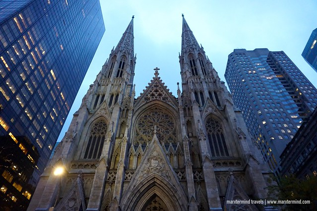 St. Patrick's Cathedral New York