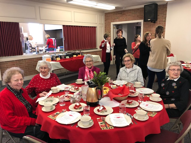Women of Fairmont Winter Gathering