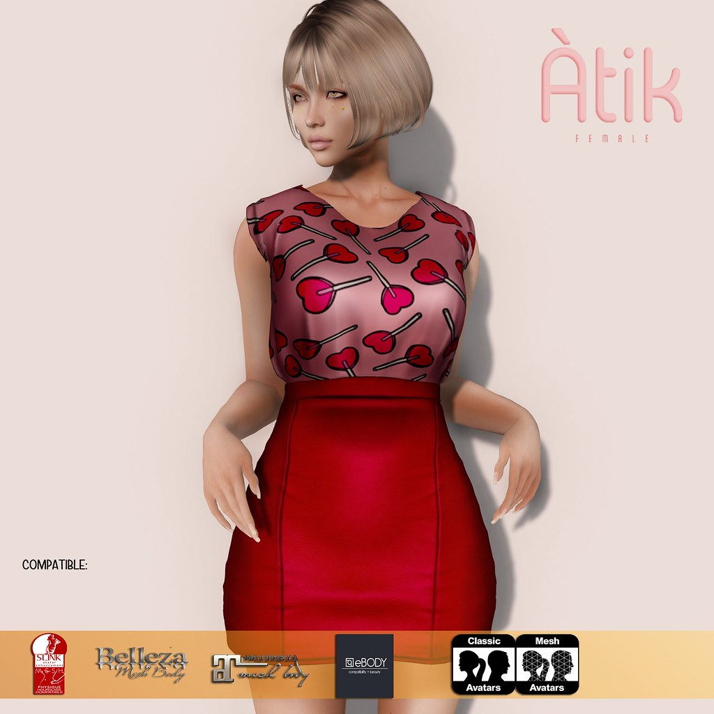 AtiK  February 2019 Group Gift