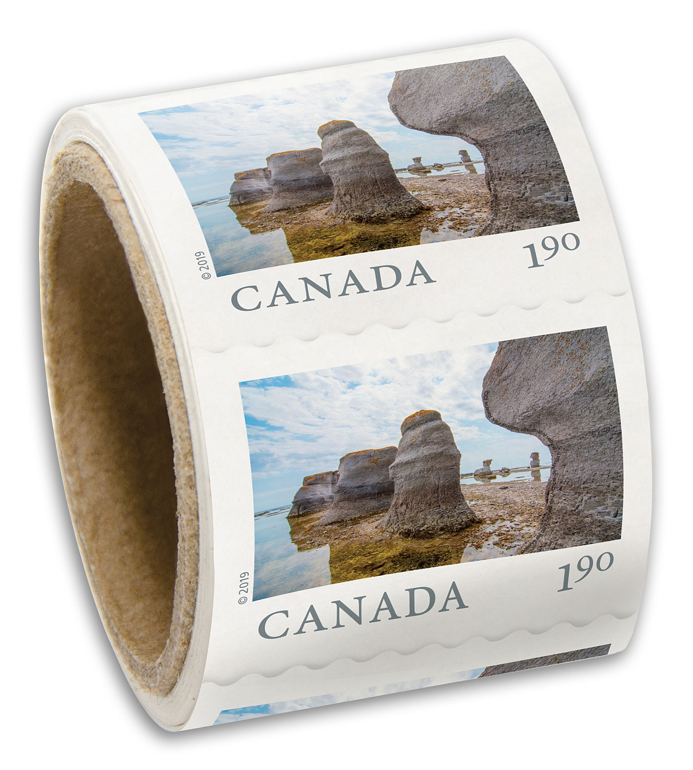 Canada - From Far and Wide (January 14, 2019) oversized rate coil of 50