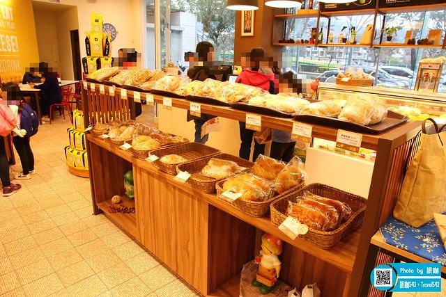 一起趣麵包坊牛排餐廳
