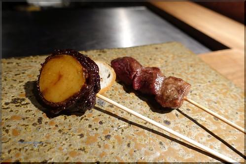 Photo:2018-11-19_T@ka.の食べ飲み歩きメモ(ブログ版)_落ち着いた空間で楽しめる串と日本料理の数々を【恵比寿】こがね_10 By:logtaka