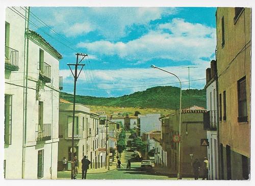 Almadén: calle Estanislao Cavanillas