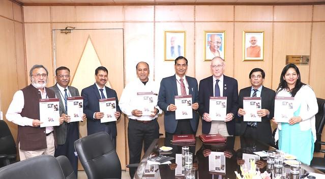 ILRI-ICAR 2019-2022 MoU signing, 25 Feb 2019