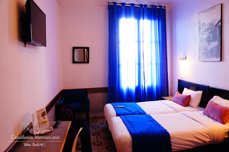 Morocco Casablanca Hotel Central 01