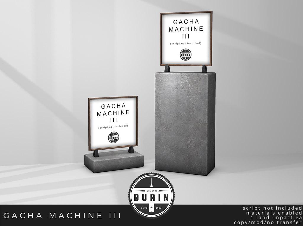 Gacha Machine III - TeleportHub.com Live!