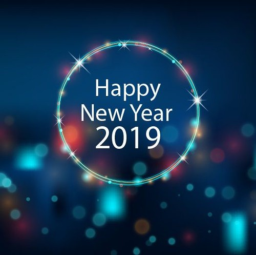 Happy New Year Wiches   :  Happy New Year Wallpapers 2019