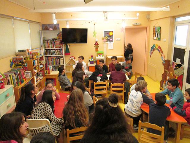 Φιλανθρωπικές εκδηλώσεις Γυμνασίου-Λυκείου