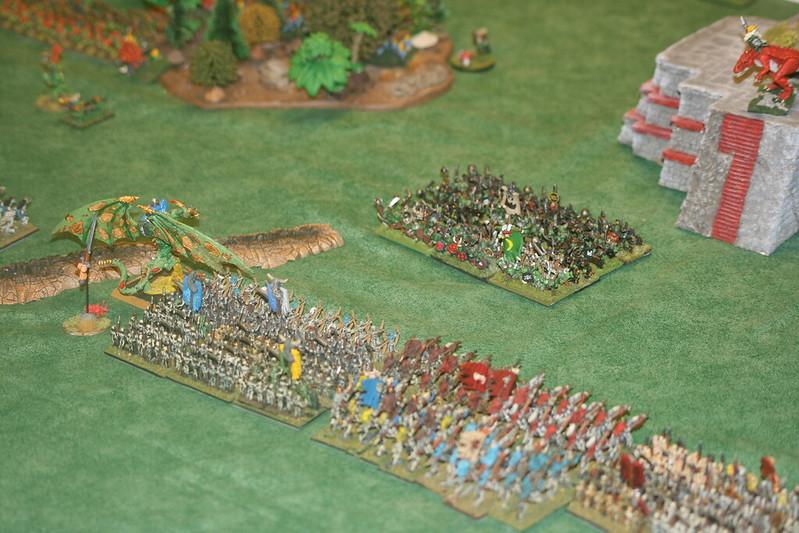 [4000 - Orcs+HL vs Khemri] La bataille des pyramides noires 46658154304_c036118ac1_c