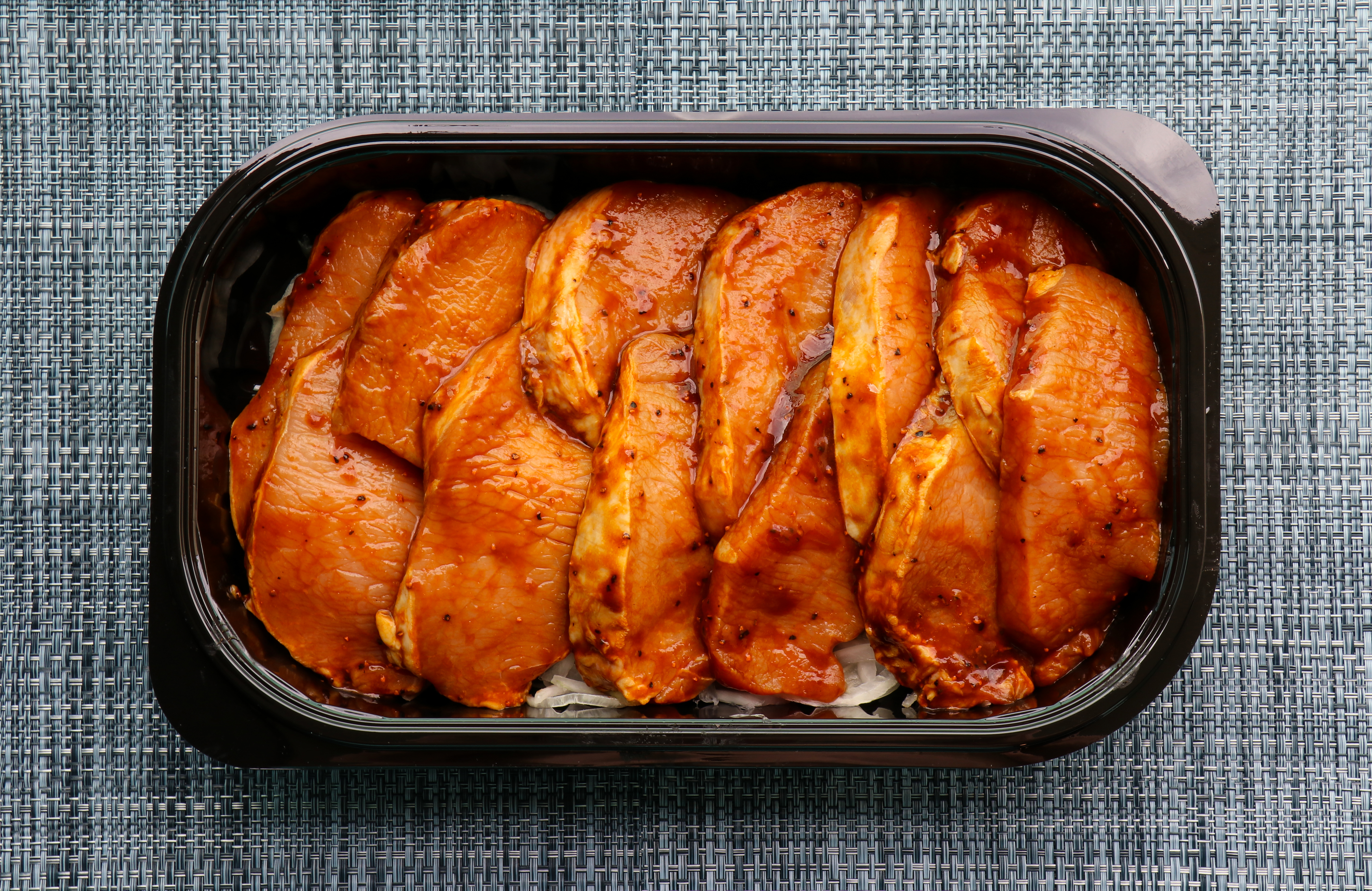 Kirkland Signature Honey Pepper BBQ Pork Loin 1
