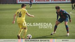 DH Juvenil. Villarreal CF 1-2 Levante UD (20/01/2019), Jorge Sastriques