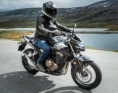 Honda CB 500 F 2019 - 14