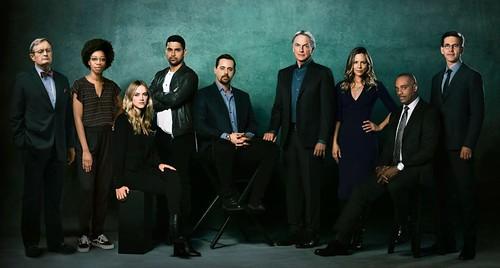 NCIS cast season 16