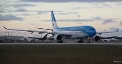 Airbus A330-200 (LV-FNI) Aerolíneas Argentinas