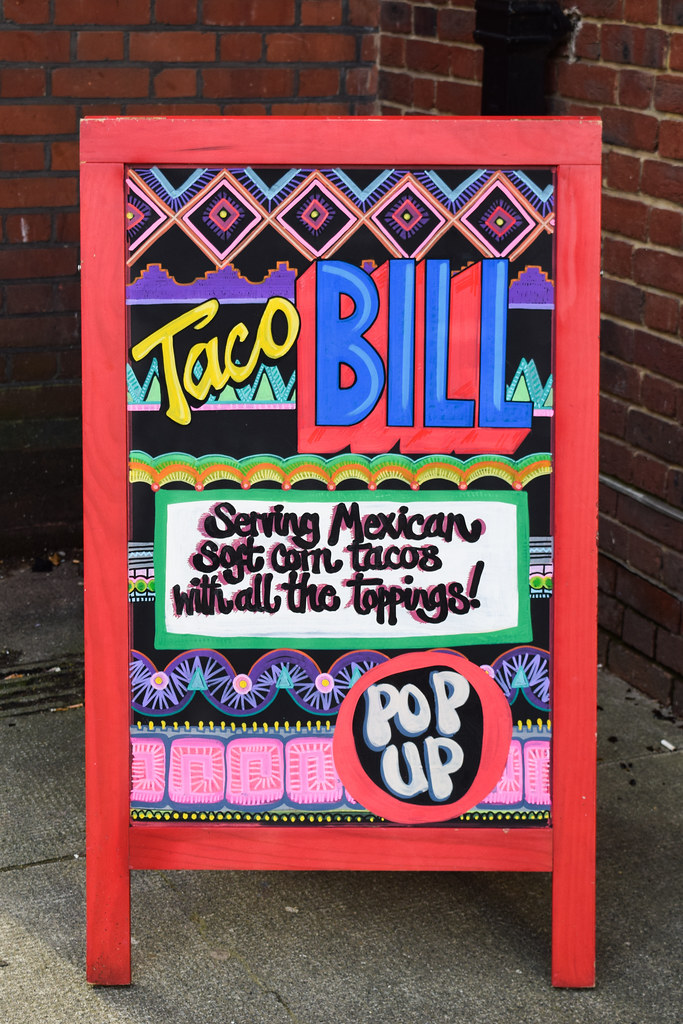 Taco Bill Pop Up at Alberrys, Canterbury