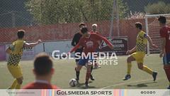CF Borriol 1-5 Alqueries CF (24/02/2019), Jorge Sastriques
