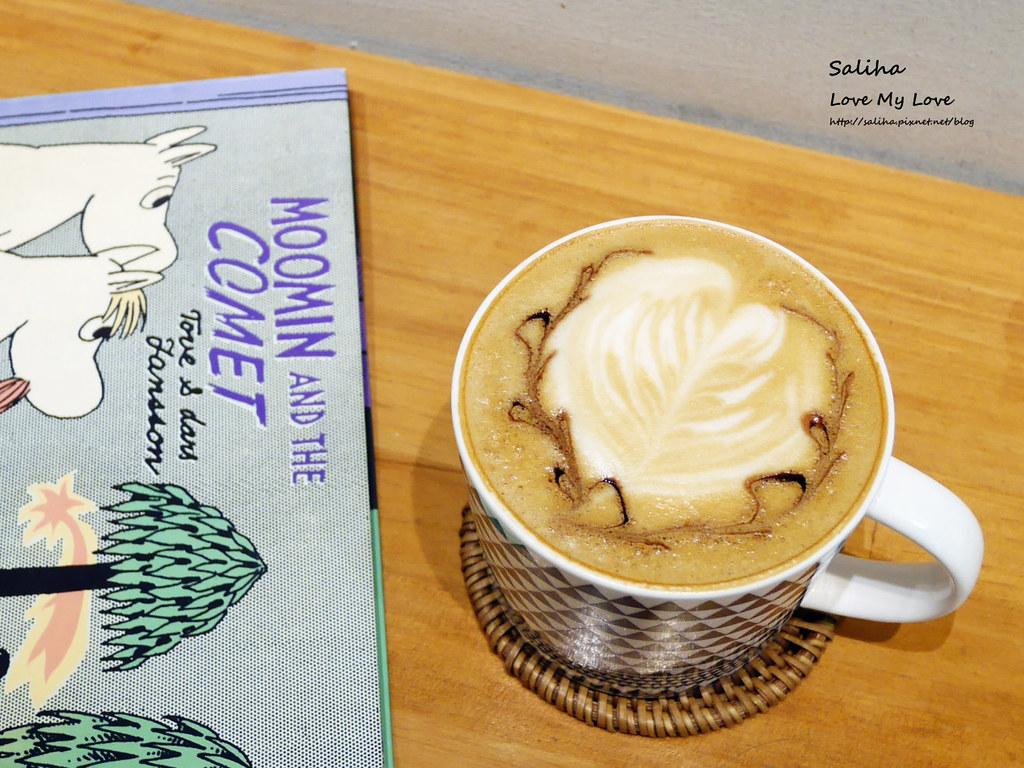 台北中正紀念堂古亭站附近不限時咖啡廳下午茶好吃千層蛋糕生活在他方 (3)