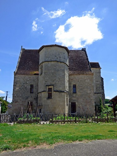 Château de Gontaud-de-Nogaret