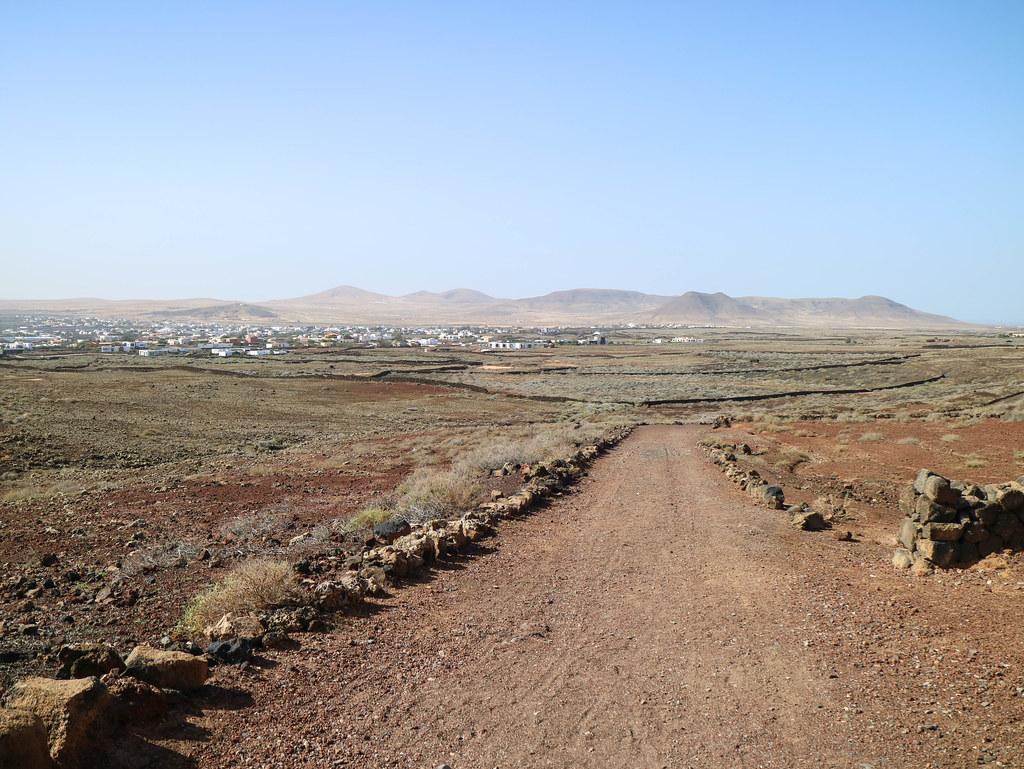 Pateo en Fuerteventura