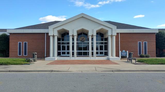 Currituck County Courthouse, Currituck, NC (2)
