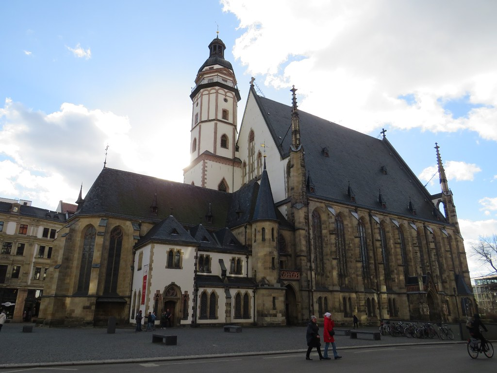 Thomaskirche - Lipsia