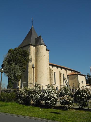 Eglises landaises (France)