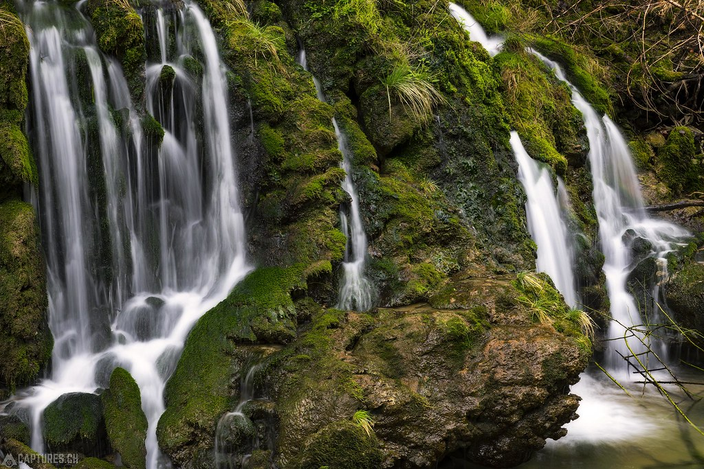 Waterfall - Orbe