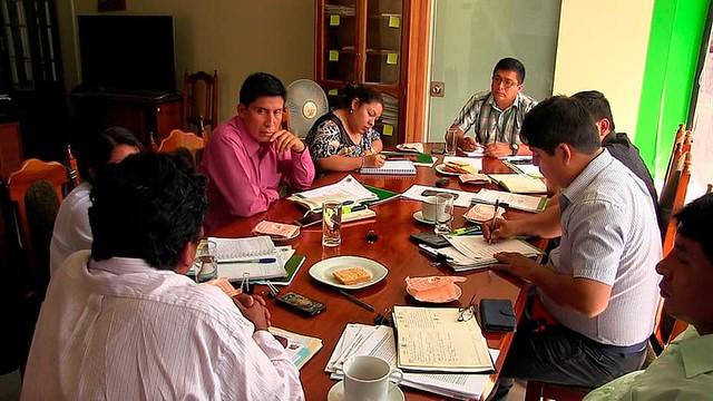 Concejo Municipal de Echarati ratifica inversión de 9 millones de soles para PROCOMPITE 2019
