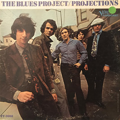 THE BLUES PROJECT:PROJECTIONS(JACKET A)