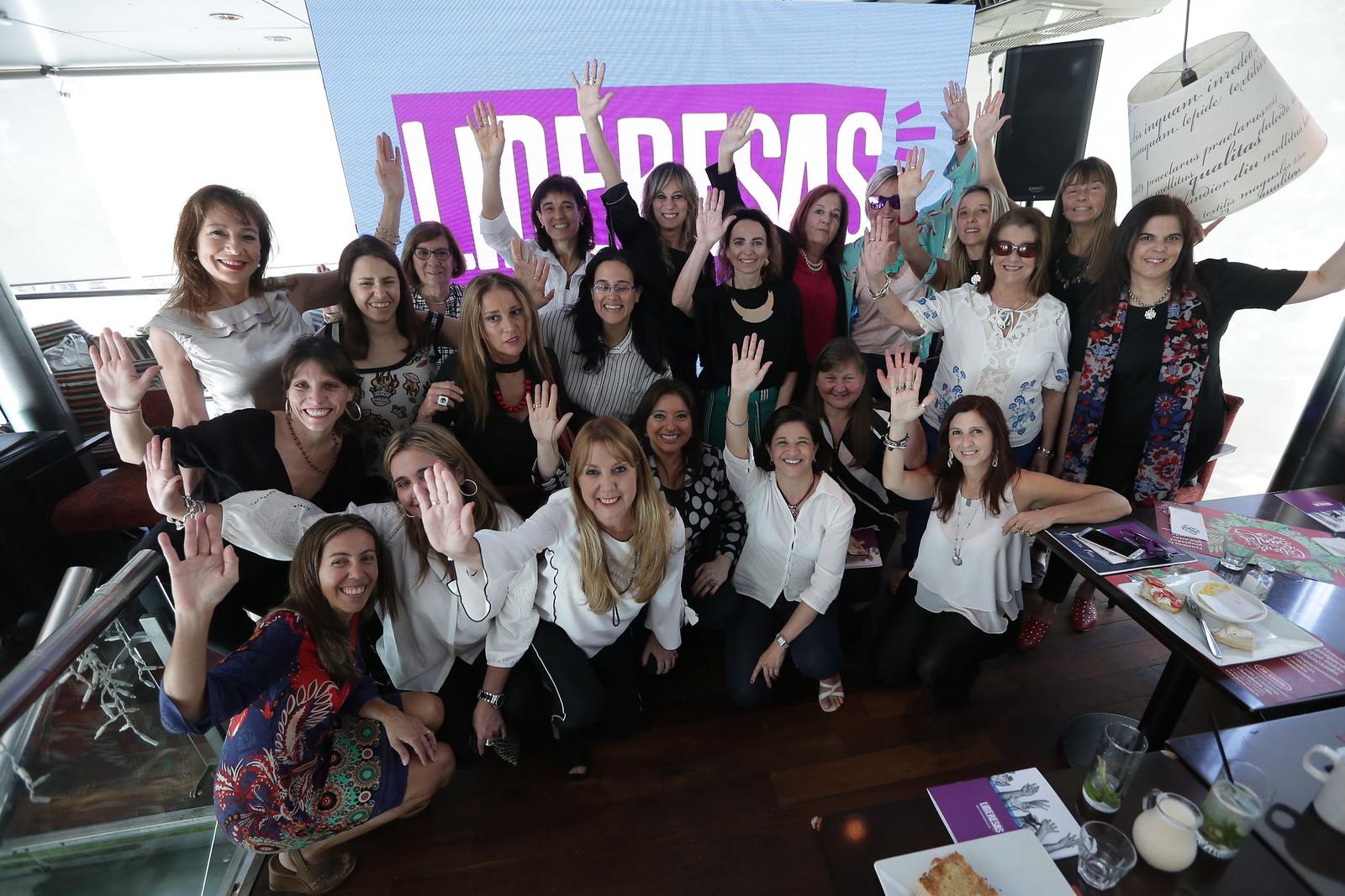 Lideresas -  Encuentro con referentes del sector privado