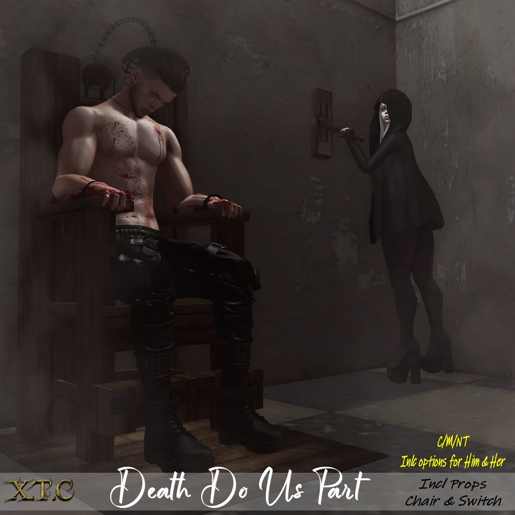 .Death Do Us Part. – Anti-Event –