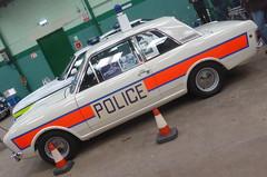 Ford Cortina Lotus Mk.2 Police (1969)