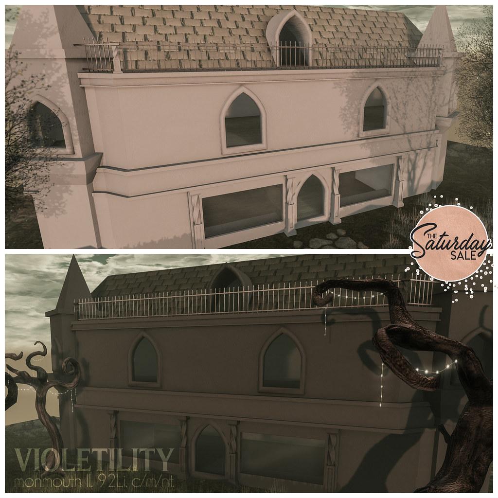 Violetility - Monmouth II - TeleportHub.com Live!