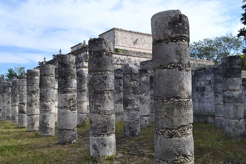 The Hall of the Thousand Columns